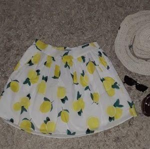 Cynthia Rowley Miniskirt